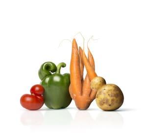 Mat och miljö - inlägg om COOP och fula grönsaker