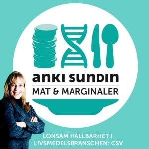 Podd om sätt att hitta lönsam hållbarhet Anki Sundin