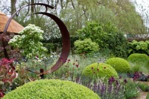 """""""Economic gardering"""" Foto lånat från Zinnia garden"""