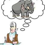 Ät elefanten i små delar