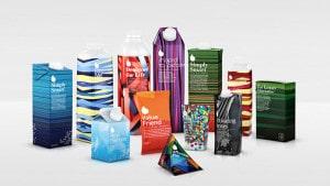 Livsmedelsforpackningar Tetra Pak