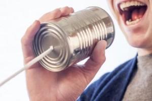 man som talar i burk - om att mäta hållbarhet och kommunicera den (inlägg)