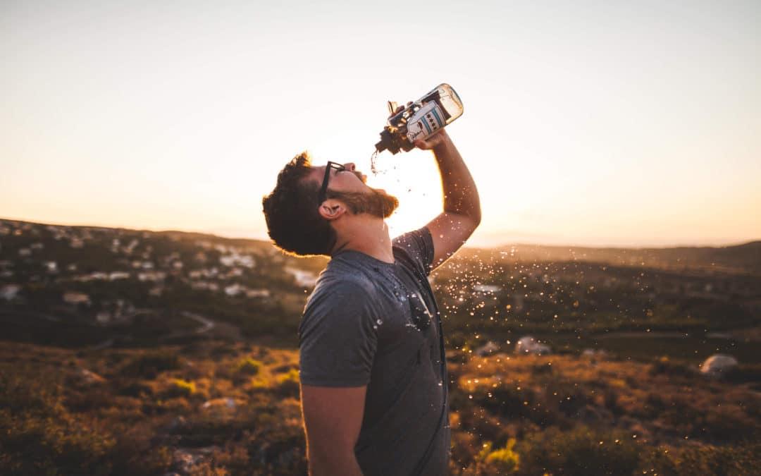 Myter om vätska och träning – Anki Sundin reder ut