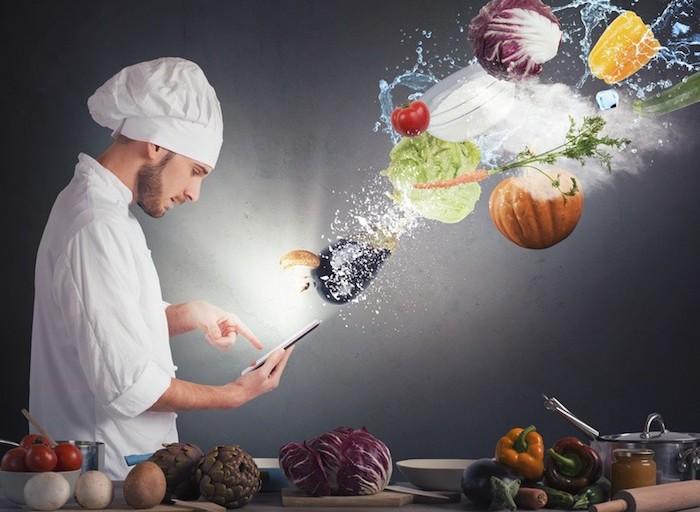 Foodtech - använda teknik i livsmedelsbranschen